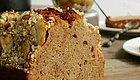 该吃栗子啦,这款栗香磅蛋糕丢进烤箱就可以做成!