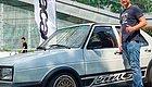 万元翻新九七年的捷达GT,换套轮毂再调节倾角简直美到爆!