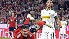 阿拉巴伤退&4轮不胜 拜仁0-3门兴跌至积分榜第5