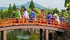 龍昇|日本人在这座园林里完成了对《源氏物语》的想象