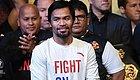 菲律宾拳王帕奎奥:本周决定是否接受梅威瑟挑战