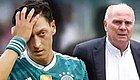"""德国足球的衰败,""""这锅""""厄齐尔不背"""