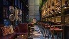Yabu&Rockwell作品  Moxy Hotel,时尚复古的魅力