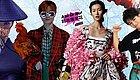 十二月封面Bang  倪妮变身霸气女侠 刘雯李宇春引爆闭年封面战