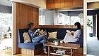 76㎡日式现代风公寓, LDK 一体化,打破空间限制,造出放松舒适的家!