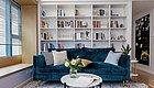 89㎡三室一厅,塞下一架钢琴+一面大大书柜,这样的全屋收纳太实用了!
