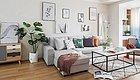 他改造85㎡两室一厅小家,准备迎接新生活,阳台和客厅打通,宽敞又舒服!