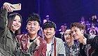 林俊杰、胡彦斌、谭维维、张靓颖、王嘉尔同台合唱还能看到第二次吗?