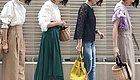日本158cm辣妈超实用小个子穿搭法则,4件单品搭出100种穿搭!
