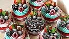谁说动物奶油裱花不好看?!看看这71款杯子蛋糕,真惊艳到我了