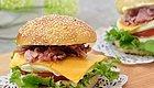 比麦当劳还好吃的猪柳蛋汉堡(附汉堡包中种做法)