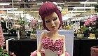 英国蛋糕展令人垂涎三尺,各种各样的蛋糕技巧!