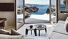 去希腊住悬崖酒店,对着爱琴海说晚安!