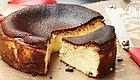 风靡ins热销百万的巴斯克芝士蛋糕 材料搅搅就成功 越焦越香!