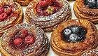 烘焙圈子:我想开一家这样的小店~~充满着浓浓爱的甜品屋!