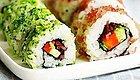 烘焙圈子:十款寿司的做法~~零基础教程、从此不爱去寿司店了!
