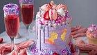 烘焙圈子:他让鲜花盛开在蛋糕上~~他把花龄少女的梦演绎的美轮美奂!