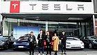 """特斯拉Model 3北京首批车主交付,同时推出""""特意到家""""服务,2019会是电动汽车的洗牌年吗?"""