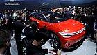 大众汽车今天一口气全球首发了四款SUV,ID.纯电家族确认2021年入华