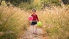 摄影故是 如何炮制一张好看的公园儿童照?