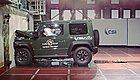 新车  越野小尖兵也有缺点?铃木Jimny在欧洲NCAP碰撞测试仅得3星评价