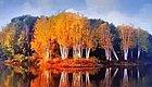 十大秋景,视觉的奢华盛宴,你的手机壁纸该换了~