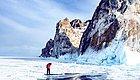 去贝加尔湖,迷醉在冬季梦幻的蓝冰世界!