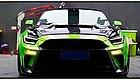 美式跑车装上法拉利的尾灯,这身涂装有草原的味道!