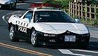 在日本开警车真是太幸福了,除了各种性能车还有情怀经典车!