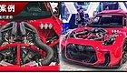 下一代战神诞生前的终极爆改,V8附体的日产GT-R怕过谁?