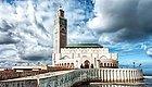 非洲魅影绚烂光影间的摩洛哥