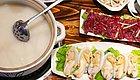 用一锅米汤涮肉吃!这个在央视露过脸的火锅,柳州居然也有!