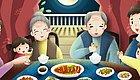 春节吃饭,教给孩子这些餐桌礼仪,是孩子一生的财富!