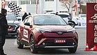 征战2018寰球年度车测评赛场 一汽丰田奕泽IZOA如何吸引专家的注意?寰球车评