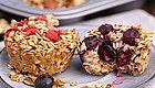 加了燕麦的甜品,浓浓麦香,营养低脂还减肥!