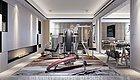 中奖一套健身器材>想要一间健身房>买了一栋别墅……