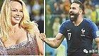 法国队夺冠,背后有这位艳星的功劳