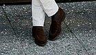 """绒面乐福,就是绅士们的""""sneaker"""""""