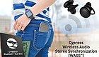 业界丨为无线耳机设备提供了强大的性能,Cypress蓝牙音频解决方案