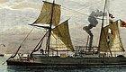 泰恩河上的黄龙旗|大象文摘