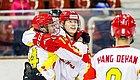 本周冰球热点  中国男女队征战世青赛,齐齐哈尔冰球节火热来袭