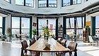 金鸡湖边独霸3层的透明花园餐厅,坐拥270度阳光房
