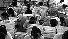 韩国考生的日常,中国学生想都不敢想
