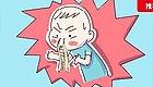 鼻涕的颜色预示宝宝的健康状况,出现这3种情况需要及时就医!