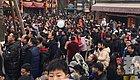 """西安各大景区挤挤挤,热力图最""""火""""区域竟然是……"""