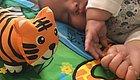 这款立体早教游戏毯0-4岁都能用,能玩能咬还能躺,一套顶十套。