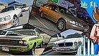 【去迪拜看车】宛若时光机,迪拜街头一众老车从新到旧,你能认出多少台?