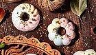 自成一派的甜甜圈