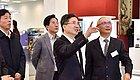 """今天""""走亲连心三服务"""",周江勇去了这两家企业,与三化融合有关"""