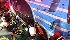 凌晨突发:旅游大巴雨中失控致6死50伤,5个月婴儿死亡